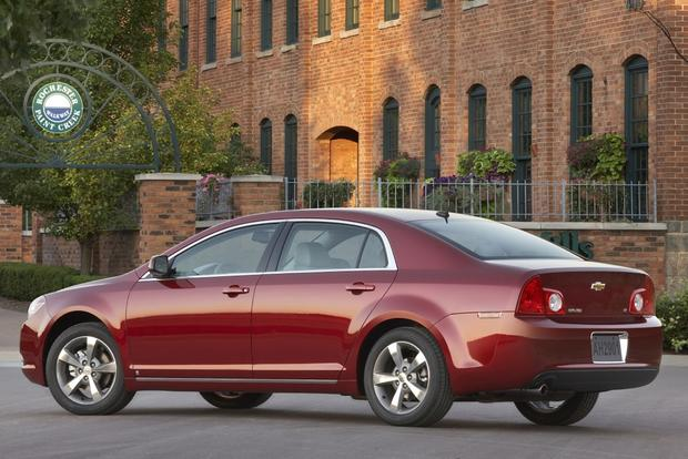 2009 Chevrolet Malibu Used Car Review Featured Image Large Thumb0