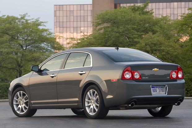 2009 Chevrolet Malibu Used Car Review Featured Image Large Thumb4
