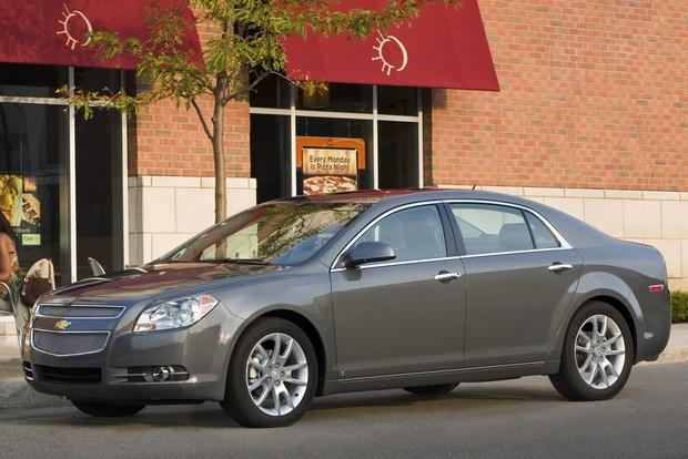 2009 Chevrolet Malibu: Used Car Review featured image large thumb3