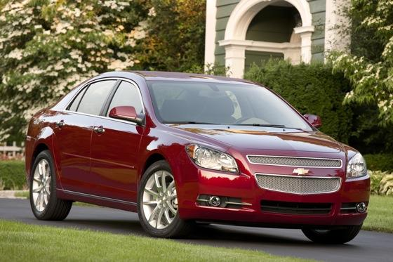 2012 Chevrolet Malibu: Used Car Review featured image large thumb3