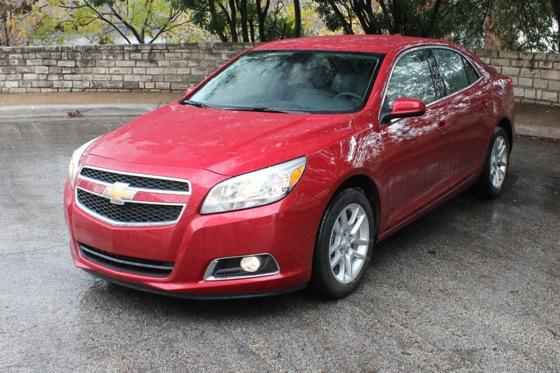 2013 Chevrolet Malibu: First Drive featured image large thumb0