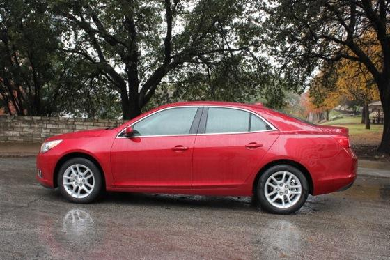 2013 Chevrolet Malibu: First Drive featured image large thumb1
