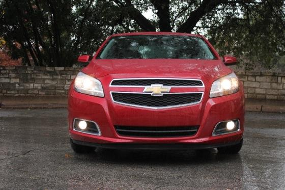 2013 Chevrolet Malibu: First Drive featured image large thumb3