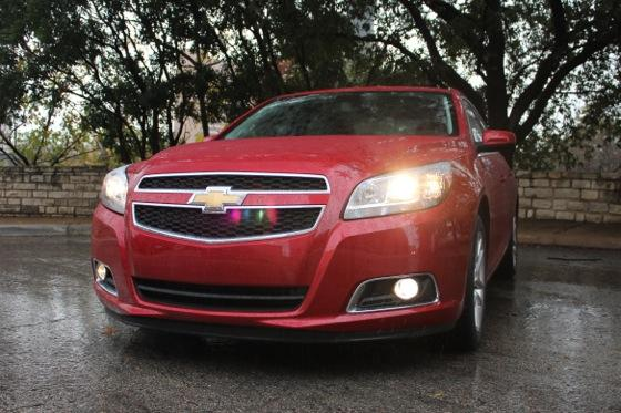 2013 Chevrolet Malibu: First Drive featured image large thumb4