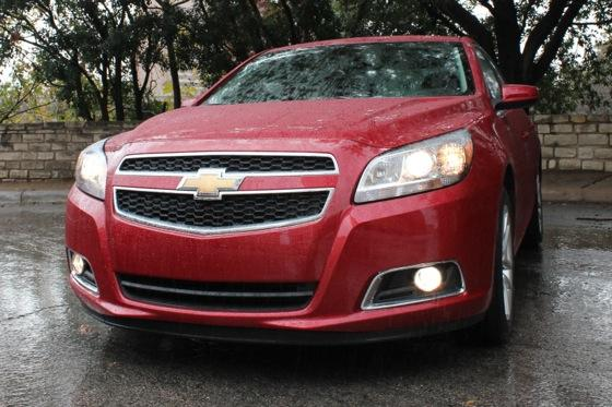 2013 Chevrolet Malibu: First Drive featured image large thumb5