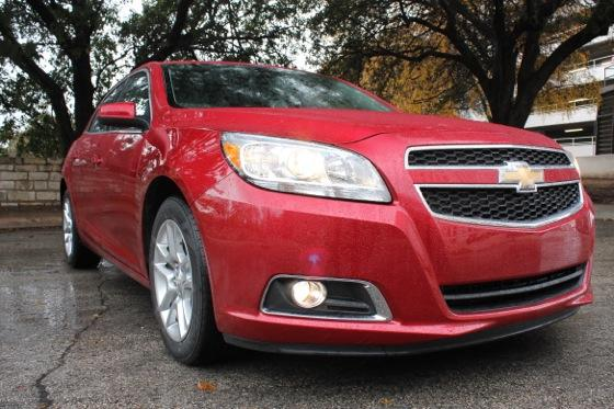 2013 Chevrolet Malibu: First Drive featured image large thumb6
