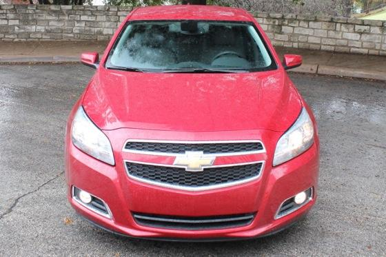 2013 Chevrolet Malibu: First Drive featured image large thumb7