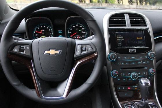 2013 Chevrolet Malibu: First Drive featured image large thumb12