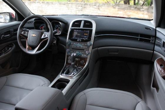 2013 Chevrolet Malibu: First Drive featured image large thumb13