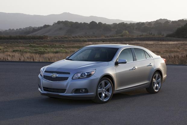 2013 Chevrolet Malibu Turbo First Drive Review Autotrader