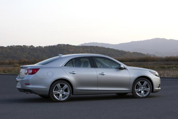 2013 chevrolet malibu turbo first drive review autotrader. Black Bedroom Furniture Sets. Home Design Ideas