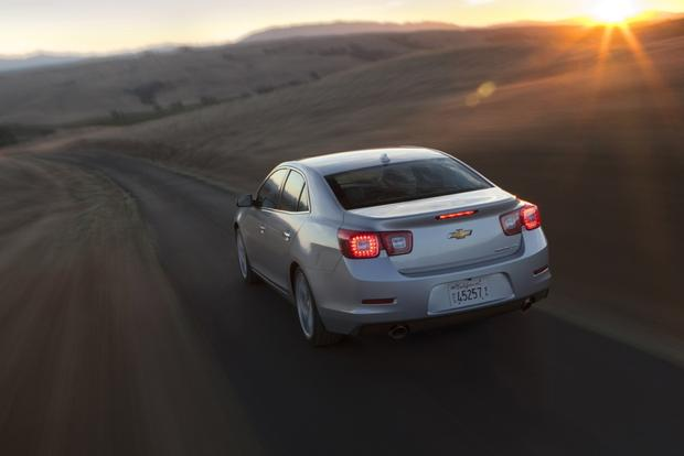 2013 Chevrolet Malibu Turbo: First Drive Review featured image large thumb4