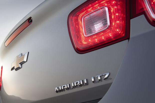 2013 Chevrolet Malibu Turbo: First Drive Review featured image large thumb5
