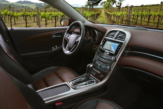 2013 Chevrolet Malibu Turbo: First Drive Review featured image large thumb6