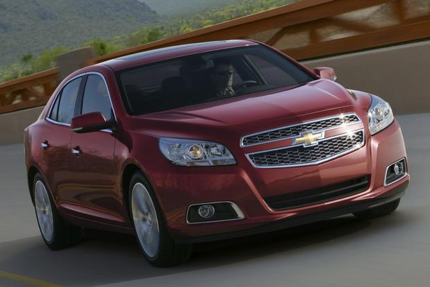 2013 Chevrolet Malibu: New Car Review featured image large thumb0