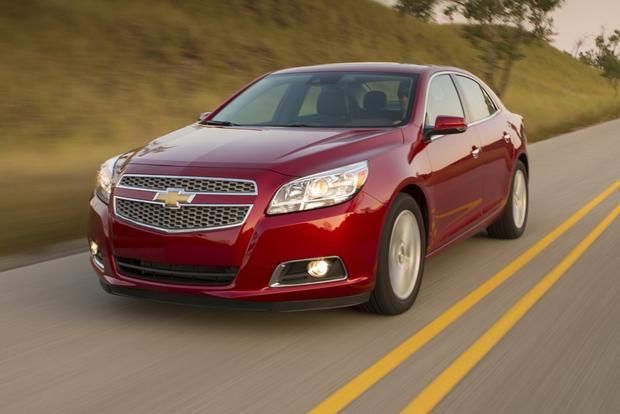 2013 Chevrolet Malibu: New Car Review featured image large thumb1