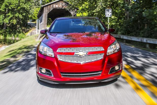 2013 Chevrolet Malibu: New Car Review featured image large thumb3