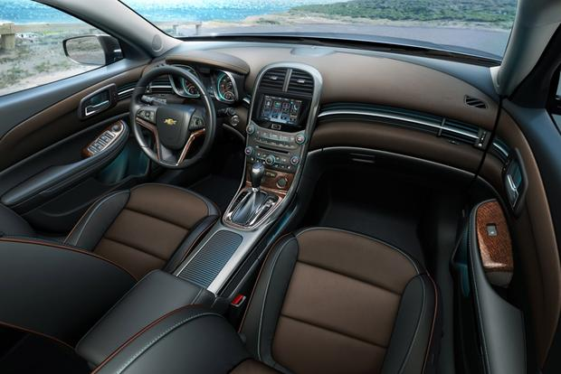 2013 Chevrolet Malibu: New Car Review featured image large thumb6