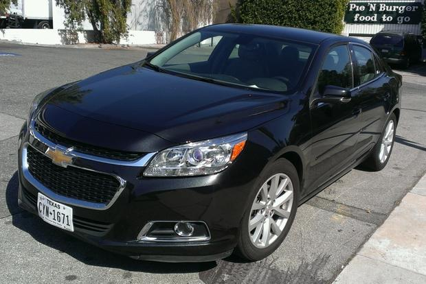 2014 Chevrolet Malibu 2LT: Real World Review featured image large thumb2