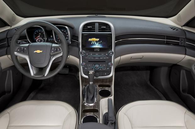 2014 Chevrolet Malibu: New Car Review featured image large thumb3