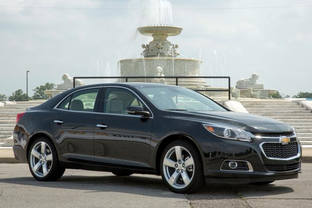 2014 Chevrolet Malibu: New Car Review featured image large thumb1