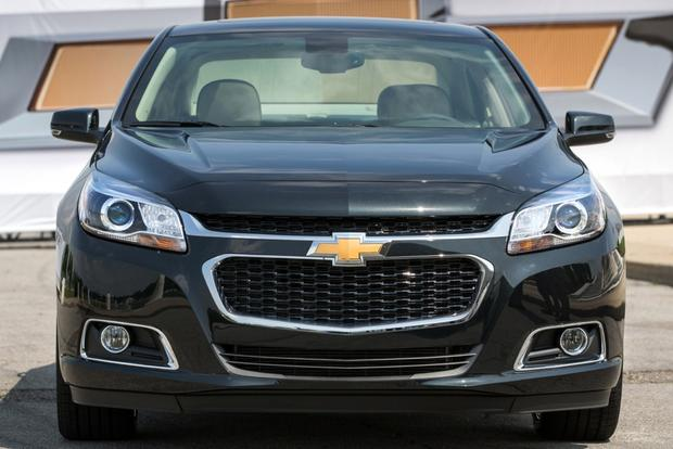 2014 Chevrolet Malibu: New Car Review featured image large thumb2