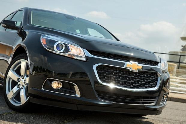 2015 Chevrolet Malibu review