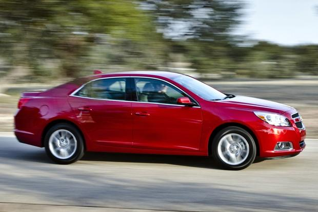 2013 vs  2014 Chevrolet Malibu: What's the Difference
