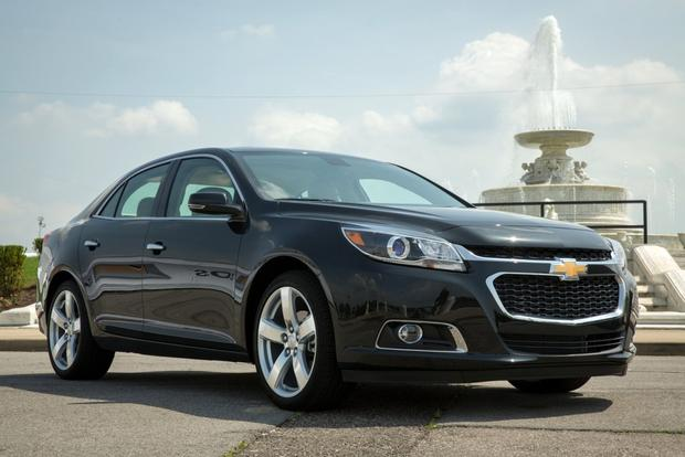 2013 vs. 2014 Chevrolet Malibu: What's the Difference? featured image large thumb10