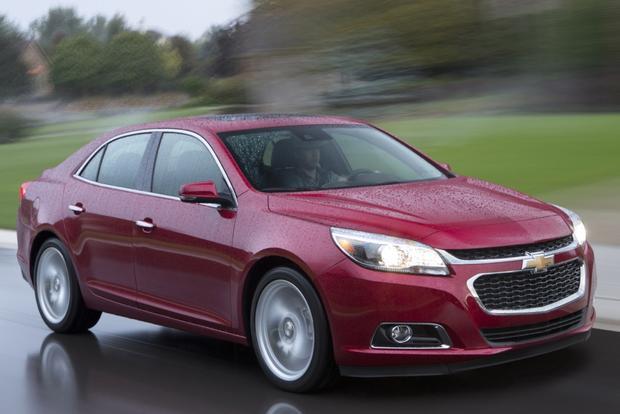 2015 Chevrolet Malibu Reviews Ratings Prices  Consumer