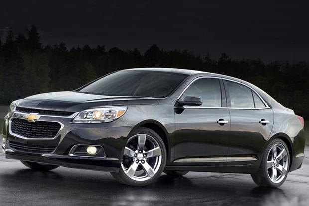 2015 Chevrolet Malibu: New Car Review featured image large thumb3