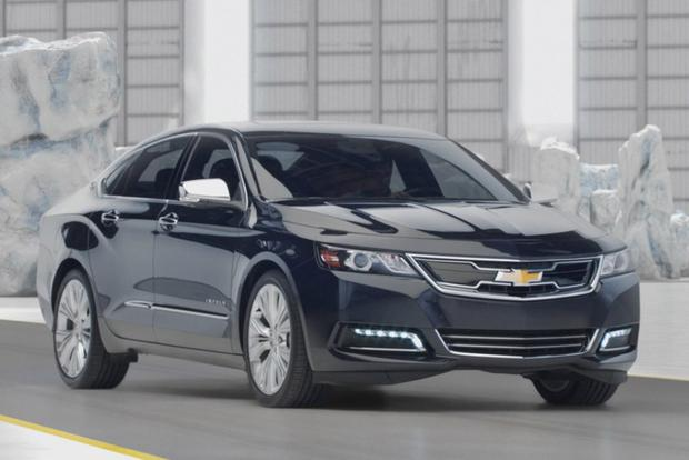 2015 Chevrolet Impala vs. 2015 Chevrolet Malibu: What's the Difference? featured image large thumb7