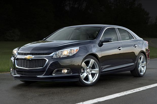 Used 2014 Chevy Impala >> 2015 Chevrolet Impala vs. 2015 Chevrolet Malibu: What's the Difference? - Autotrader