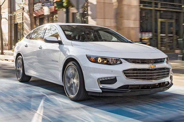 2015 vs. 2016 Chevrolet Malibu: What's the Difference?