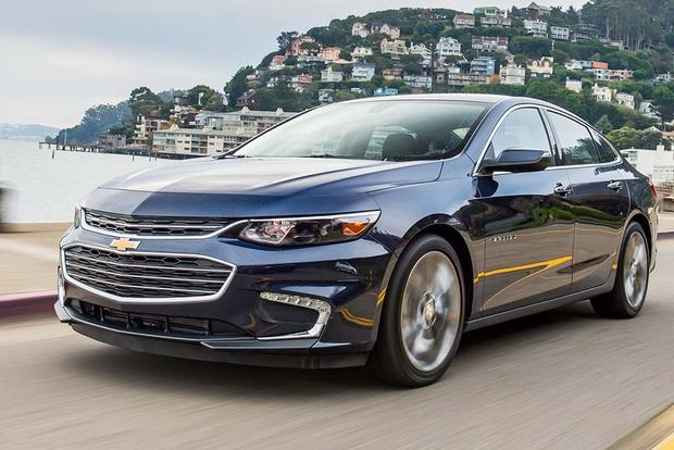 2016 Chevrolet Malibu: New Car Review featured image large thumb0
