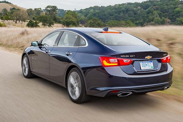 2016 Chevrolet Malibu Vs Toyota Camry Which Is Better Featured Image Large