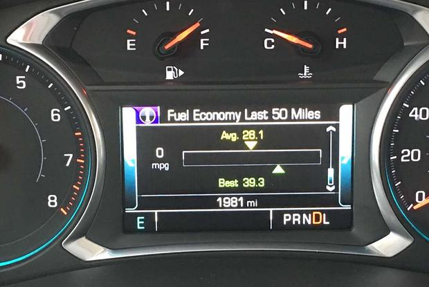 2016 Chevrolet Malibu: Fuel Economy featured image large thumb0