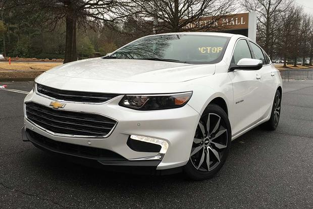 2016 Chevrolet Malibu: A Top-Three Sedan featured image large thumb0