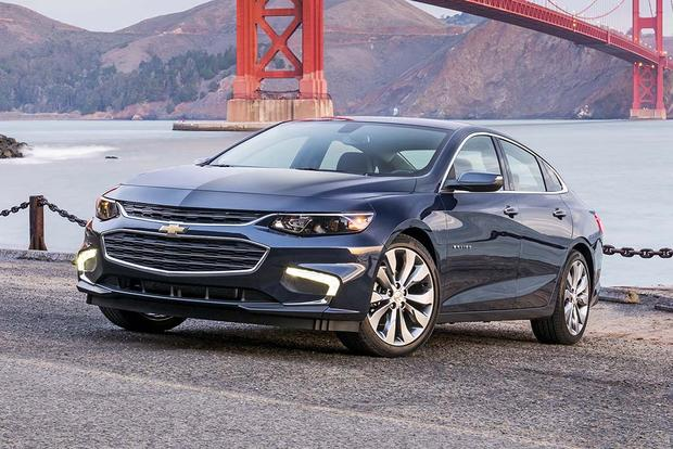 2016 Chevrolet Malibu Hybrid: First Drive Review
