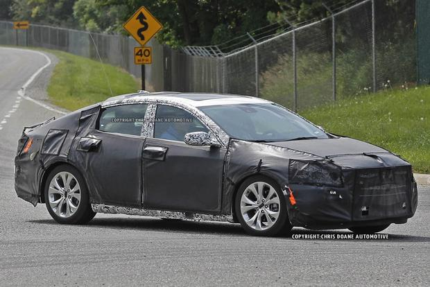 Future Vehicle: 2016 Chevrolet Malibu featured image large thumb6