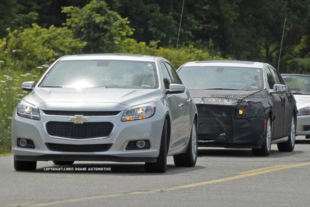 Future Vehicle: 2016 Chevrolet Malibu featured image large thumb5