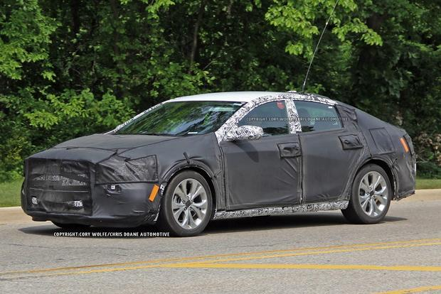 Future Vehicle: 2016 Chevrolet Malibu featured image large thumb4