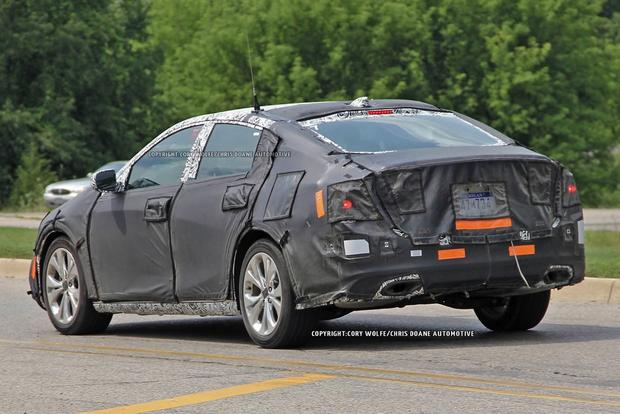 Future Vehicle: 2016 Chevrolet Malibu featured image large thumb3