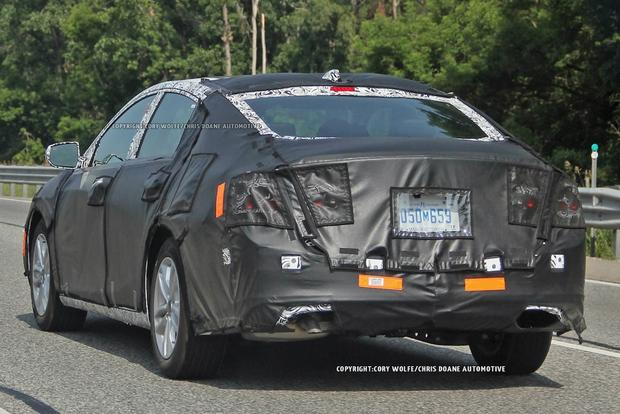 Future Vehicle 2016 Chevrolet Malibu Featured Image Large Thumb2