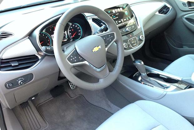 2016 Chevrolet Malibu: Family-Friendly? featured image large thumb4