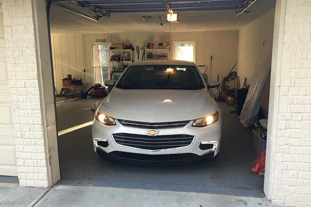 2016 Chevrolet Malibu: First Impressions featured image large thumb4