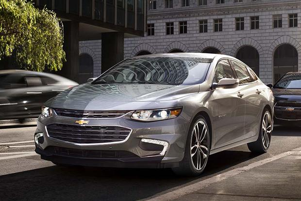 2017 Chevrolet Malibu Hybrid: New Car Review featured image large thumb0