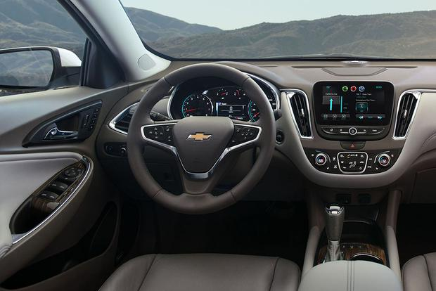 2017 Chevrolet Malibu: New Car Review featured image large thumb5