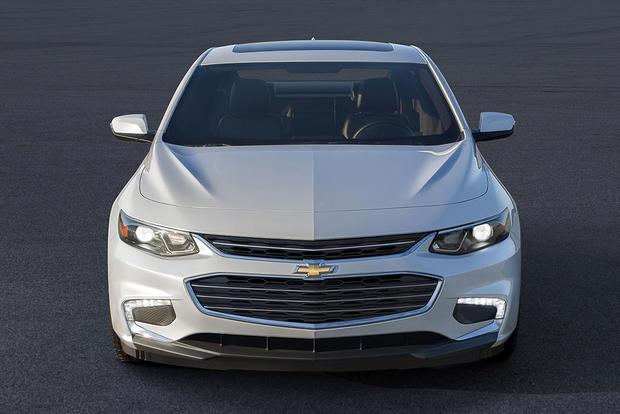 2017 Chevrolet Malibu: New Car Review featured image large thumb3