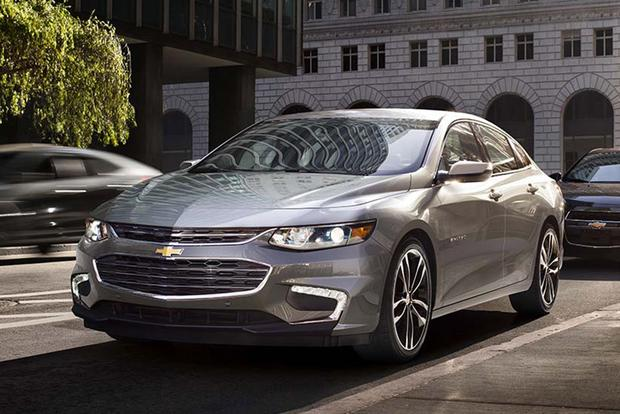 2018 Chevrolet Malibu: New Car Review featured image large thumb0